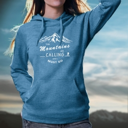 "Bluza ""Mountains Calling"""