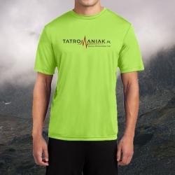 Koszulka termoaktywna z logo Tatromaniaka MĘSKA