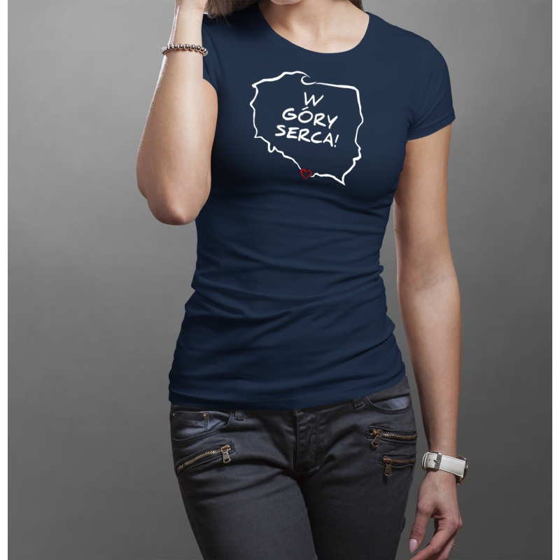 Koszulki W Góry Serca!