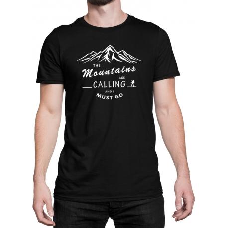 Koszulka Mountains Calling