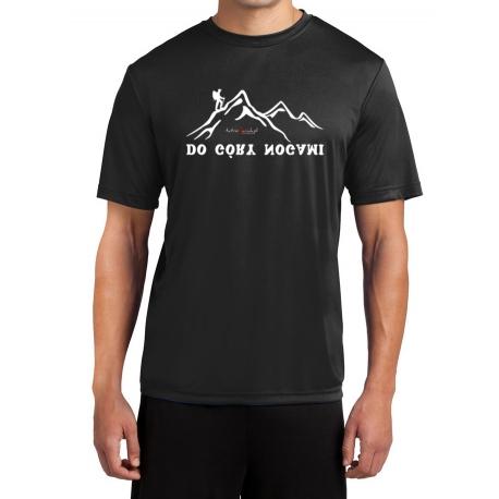 "Koszulka termoaktywna ""Do Góry Nogami"" MĘSKA"