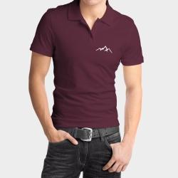 "Koszulka polo ""GÓRY"" męska"