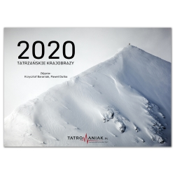 Kalendarz 2020 w formacie A3
