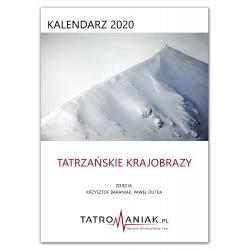 Kalendarz 2020 w formacie A4