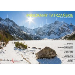 "E-book ""Panoramy Tatrzańskie. Doliny, Polany, Podtatrze"""