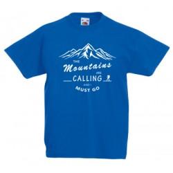 Koszulka Mountains Calling DZIECIĘCA