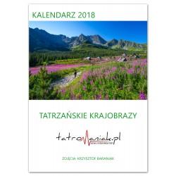 Kalendarz 2018 w formacie A4