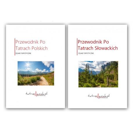 Zestaw e-booków: Przewodniki po Tatrach Polskich i Słowackich