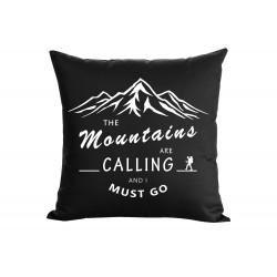 """Poduszka """"Mountains Calling"""""""