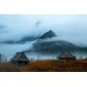 Wydruk papier foto - Jesień na Hali Gąsienicowej