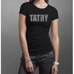 "Koszulka ""TATRY"" DAMSKA"