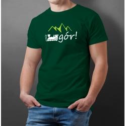 """Koszulka """"Pociąg do Gór"""""""