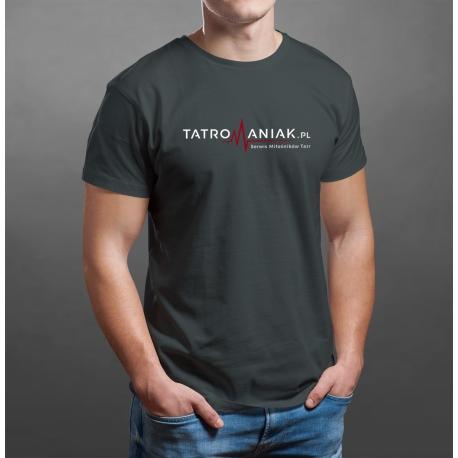 Koszulka z logo Tatromaniaka