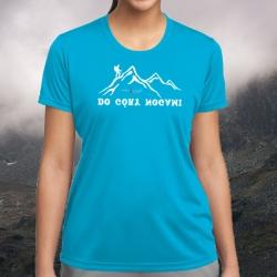 "Koszulka termoaktywna ""Do Góry Nogami"" DAMSKA"