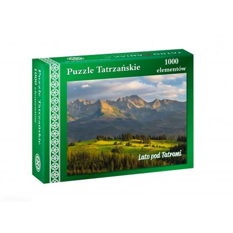 Puzzle Tatrzańskie