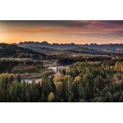 Tatry o wschodzie słońca - wydruk zdjęcia
