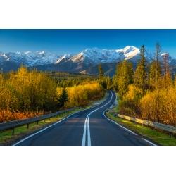 Droga do Tatr - wydruk zdjęcia