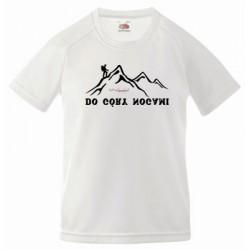 """Koszulka termoaktywna """"Do Góry Nogami"""" DZIECIĘCA"""